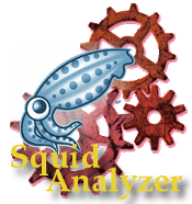 squidanalyzer logo