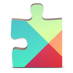 Google Play services logo