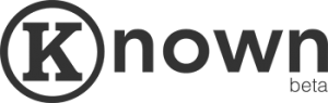 Known logo beta