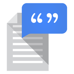 Google Text-to-speech Engine logo