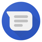 Android Messages logo